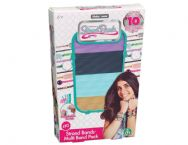 Strand Bands - Stretchable Bands - Multi Colour Band Pack - Berry Bliss